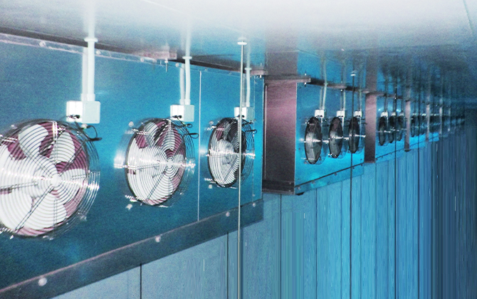 冷凍・冷蔵設備画像